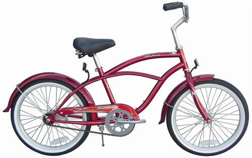 "Firmstrong Urban 20"" Boy's Beach Cruiser"