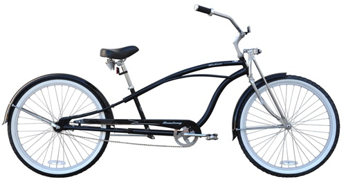 Firmstrong Mens Steel Urban Delux Oversized Single Speed Cruiser