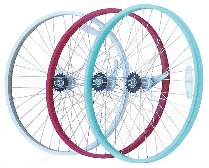Firmstrong 26 Beach Cruiser Wheels