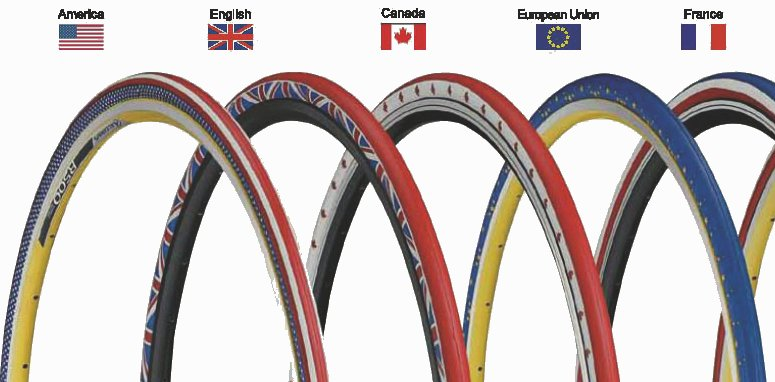 Inova Tore innova pro patriot bicycle tire 700 x 23c folding