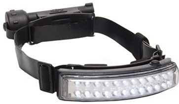 FoxFury Performance Tasker S Helmet Light Vision up to 150 feet