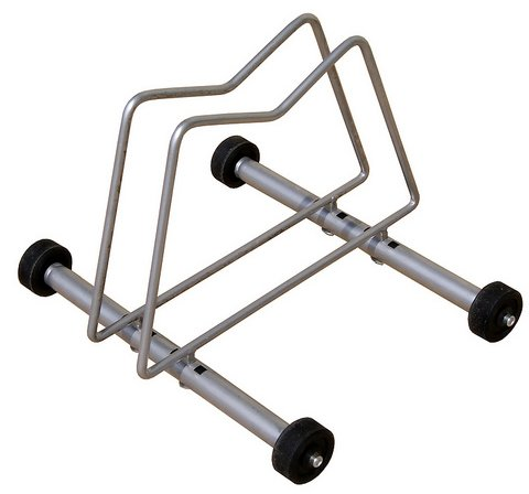 Gear Up Rack n Roll Single Bike Storage Rack