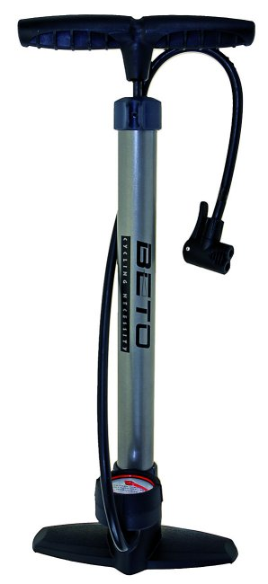 BETO High Pressure Bicycle Floor Pump