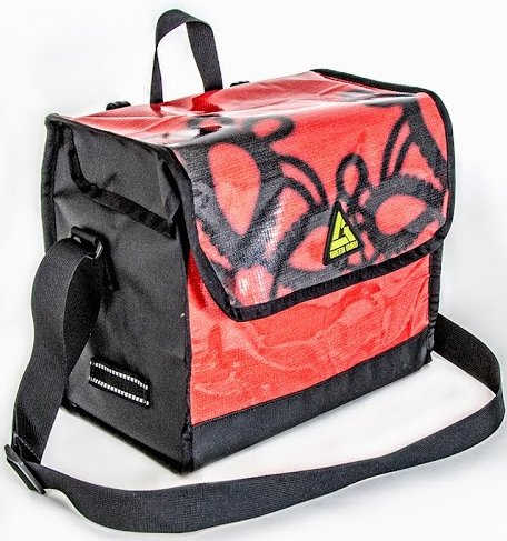 Green Guru Recycled Dutchy Billboard Pannier