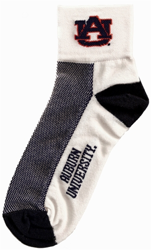 Gizmo Gear Auburn Tigers Cycling Socks