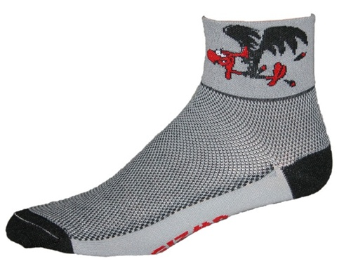 Gizmo Gear Buzzard Cycling Socks