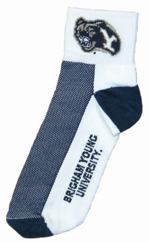 Gizmo Gear BYU Cycling Socks