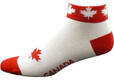 Gizmo Gear Canada Cycling Socks