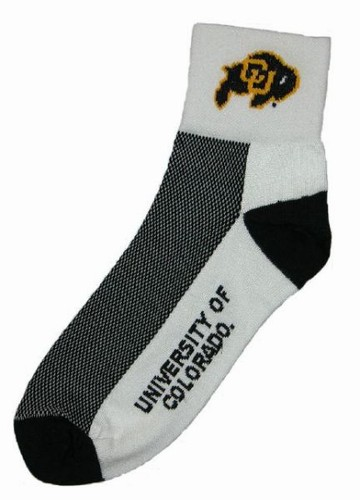 Gizmo Gear University of Colorado Cycling Socks