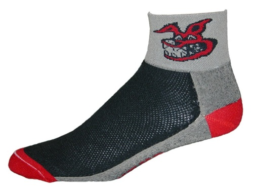Gizmo Gear Dog Bite Cycling Socks