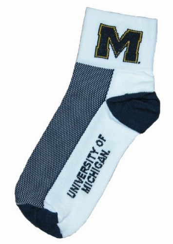 Gizmo Gear University of Michigan Cycling Socks