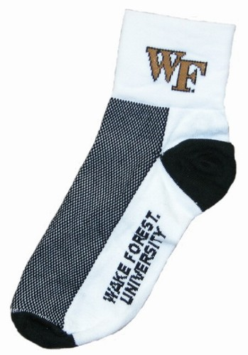 Gizmo Gear Wake Forest University Cycling Socks