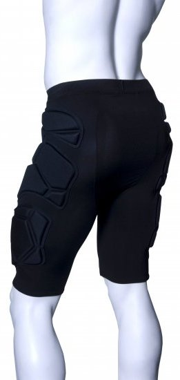 Crash Pads Goalkeeper Shorts