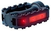 Pro Safety Flashing Pedal A Battery Free LED Flashing Pedal