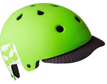Kali Protectives Saha Commuter Bicycle Helmet Team Green