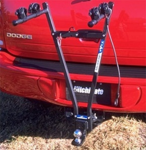 Heininger Advantage V Rack 2 Bike Hitch Rack