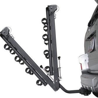 Heininger Advantage TiltAway 4 Bike Rack Carrier