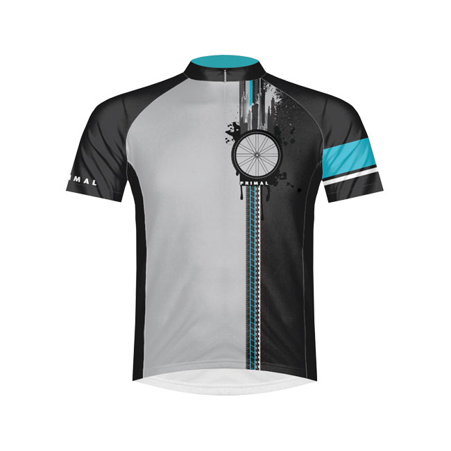 Primal Wear High Rise Cycling Jersey Primal Wear Large