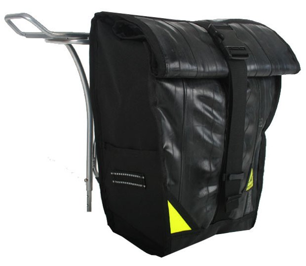 Green Guru Recycled High Rolla 36L Pannier