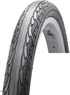 Wanda 700 x 35C Hybrid Semi Slick Tire (Set of two tires)