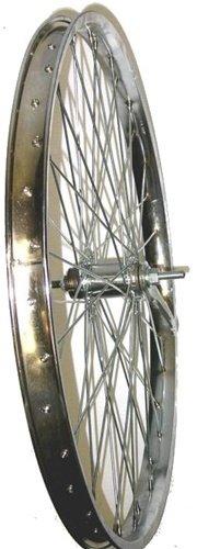 "Husky Industrial 26"" x 2.125 Bicycle Rear Wheel Coaster Brake"