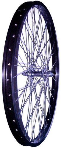 "Husky Industrial Bicycle 26"" Front Wheel"