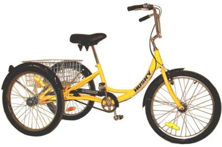 "Husky 24"" Industrial 3 Speed Tricycle (T 124C)"