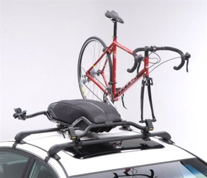 BuzzRack SP1 BUZZrider 2 Bicycle Roof Rack