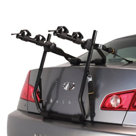 Hollywood Racks Express 2 E2 Strap On 2 Bike Trunk Rack