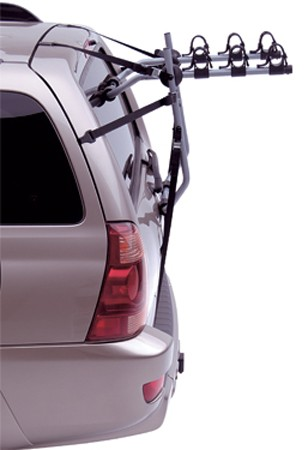 Hollywood Racks Express 3 E3 Strap On 3 Bike Trunk Rack