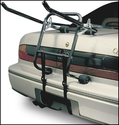 Hollywood Racks Original Strap On 3 Bike Bicycle Trunk Rack