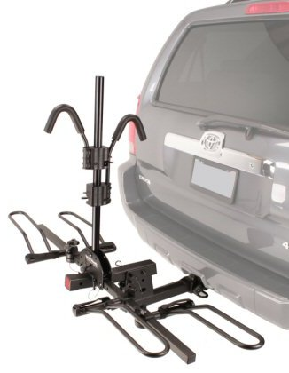 "Hollywood Racks Sport Rider SE 2 Bike 2"" Hitch Tray Bicycle Rack"
