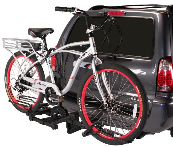 Hollywood Sport Rider Electric Bike Hitch Rack