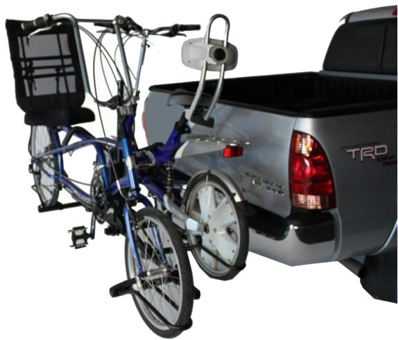 Sport Rider Heavy Duty Recumbent Hitch Rack 2 Bike