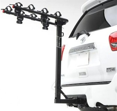 Hollywood Racks Traveler 4 Bike Dual Size Hitch Bicycle Rack