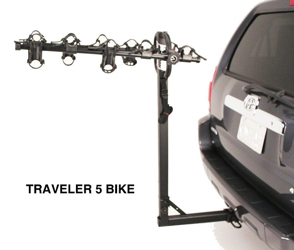Hollywood Racks Traveler 5 Bike Hitch Bicycle Rack