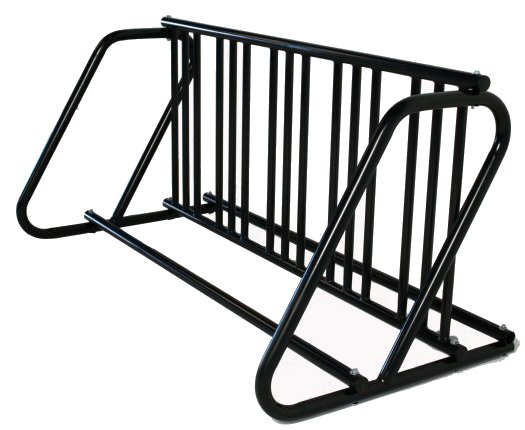 Hollywood PS10 Dual Use Bike Parking Rack 10 Bike Capacity