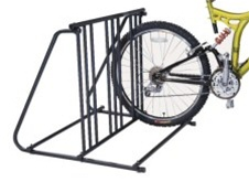 Hollywood Racks Parking Stand 6 Bike Valet PS6