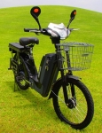 HyBikes Alkaline Low Step Electric Bike
