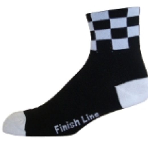 NLZ Finish Line Cycling Socks