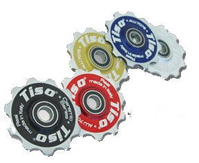 Tiso Jockey Wheels