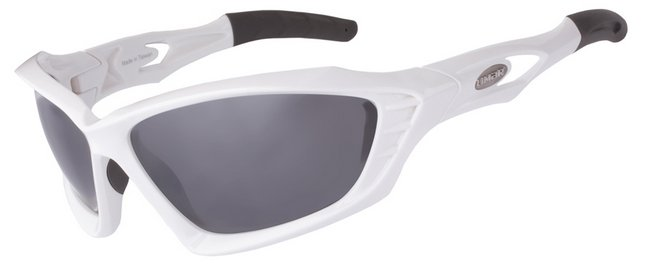Limar F60 Polycarbonate Cycling Sunglasses White