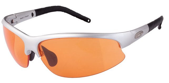 Limar OF 6.5 Polycarbonate Cycling Sunglasses Silver RX