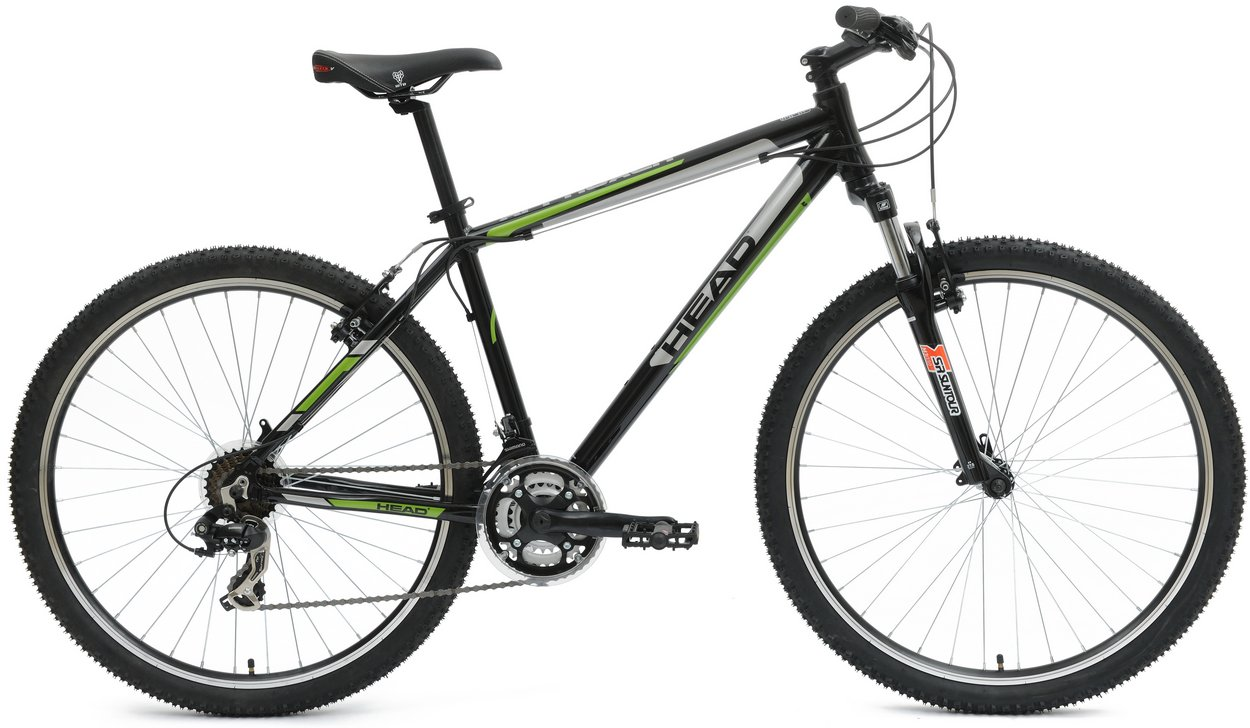 HEAD Approach 165 21 Speed 275 Mens Mountain Bike 205 Frame