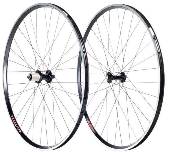 Velocity Deep V Road Wheelset