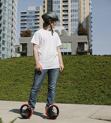 Orbitwheels Skates