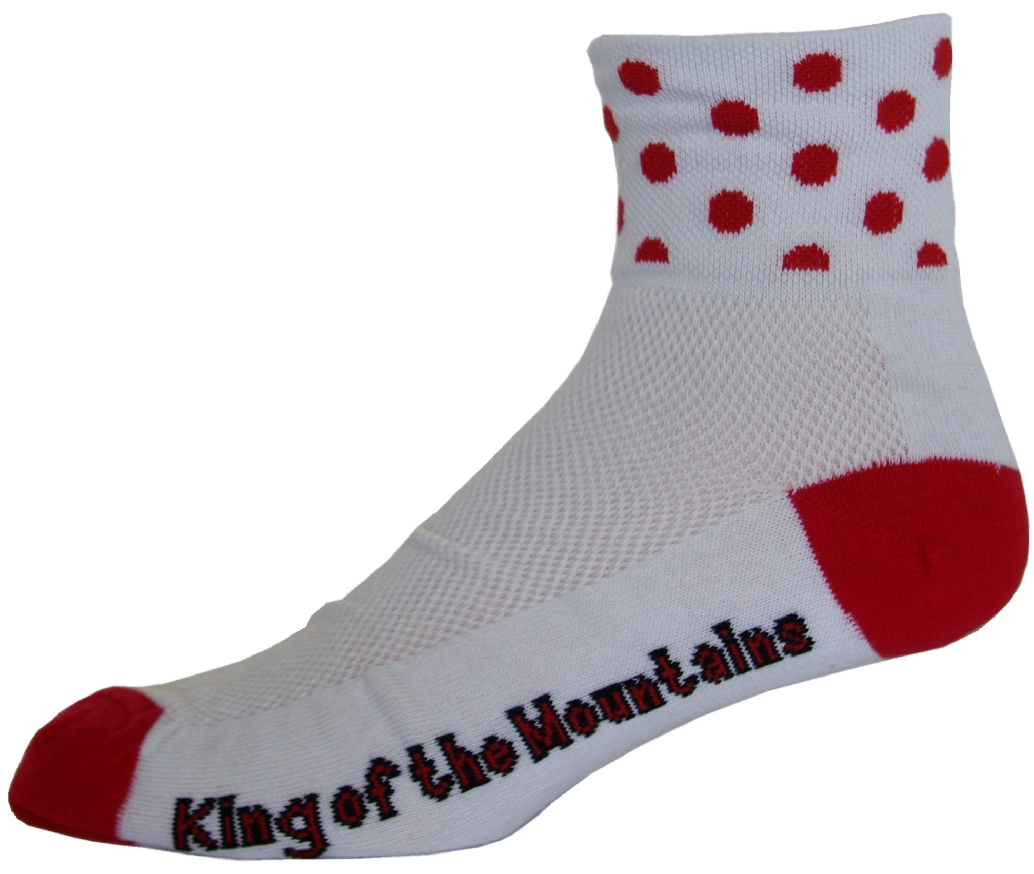 NLZ King of the Mountains Cycling Socks