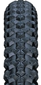 "Innova Volcano BMX Free Style Bicycle Tire 20 X 2.125"" (Model 2104)"