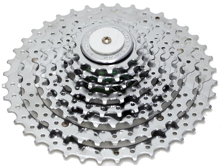 IRD 8 Speed Shimano Compatible Elite Cassette 13 40T