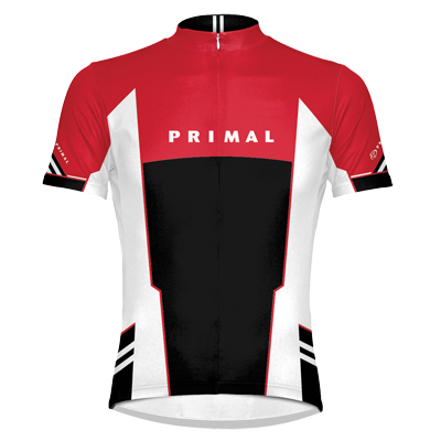 Primal Wear ISO Mens Cycling Jersey Medium